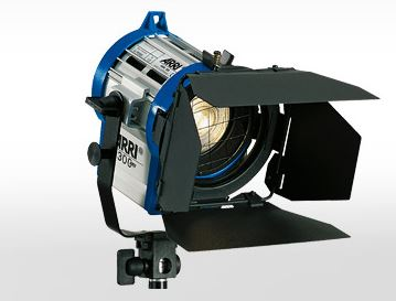 Arri Tungsten Lights Image