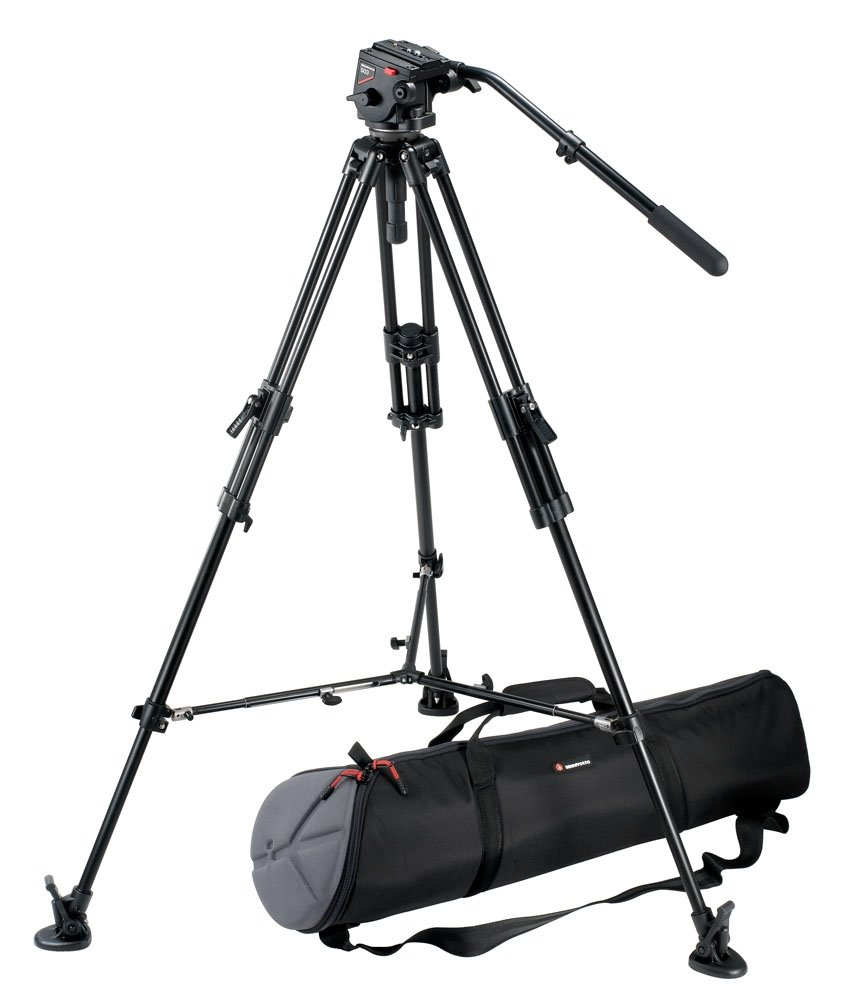 Tripod from Manfrotto Image